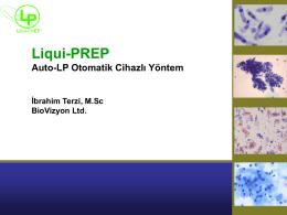 Auto-LP Otomatik Cihaz - PREZENTASYON - Liqui-PREP
