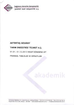 akadernilr - Saray Tuz