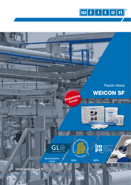 WEICON Flyer Plastic