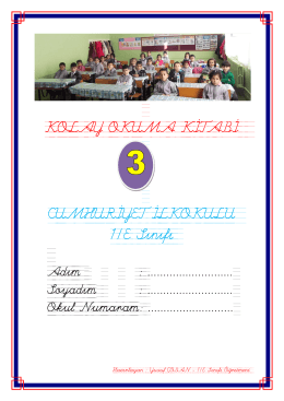 Download this publication as PDF - malatya