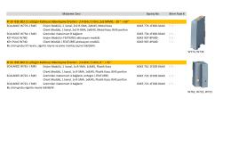 Sipariş No Birim Fiyat € IP 30 IEEE 802.11 a/b/g/n