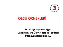 OLGU-1 - Klimik