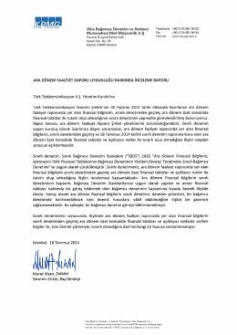 Untitled - Türk Telekom Investor Relations