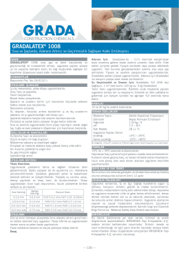 GRADALATEX® 1008