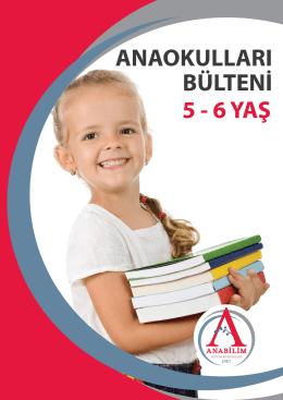 içindekiler - Anabilim Eğitim Kurumları