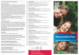 HannoverAktivPass