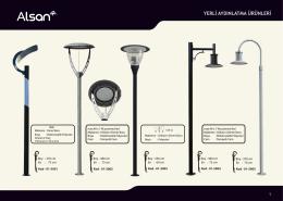 Alsan 2014 Ürün Kataloğu