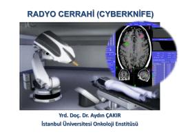 Radyo Cerrahi CYBERKNIFE