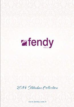 2014 İlkbahar Katalog