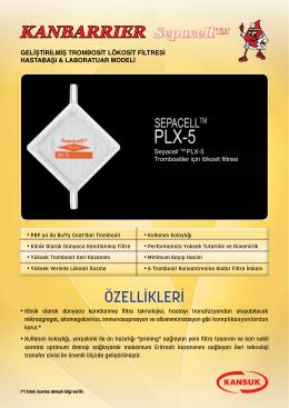 KANBARRIER Sepacell TM - Kansuk Laboratuarı San.Tic. A.Ş.