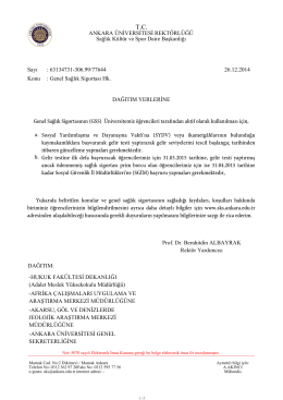 1419845372009 - Ankara Üniversitesi