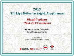 TNSA-2008 TNSA-2013