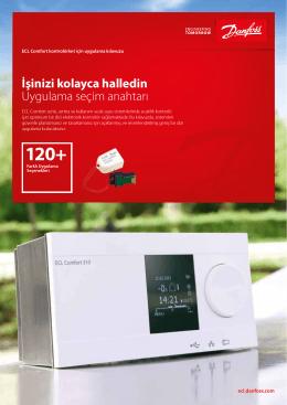 Örnek a - Danfoss Isıtma