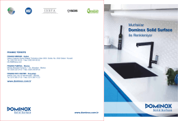 Dominox Solid Surface