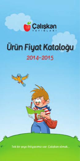 Fiyat Kataloğu (ISBN) 2014
