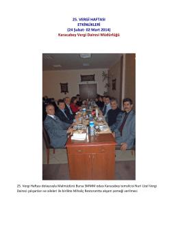 Karacabey Vergi Dairesi Müdürlüğü