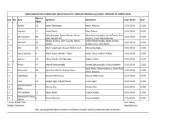 Sorumluluk sınav tarihleri listesi eylül 2014.xlsx