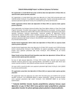 indir - Kocaeli Üniversitesi-Elektrik Mühendisliği Bölümü