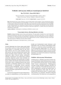 makale - Hayvancılık Merkez Araştırma Enstitüsü Müdürlüğü