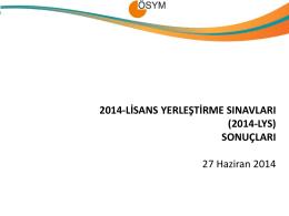 2014-LYS - lys 2013 terci̇h klavuzu