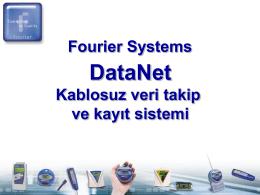 DataNet - Protek Analitik