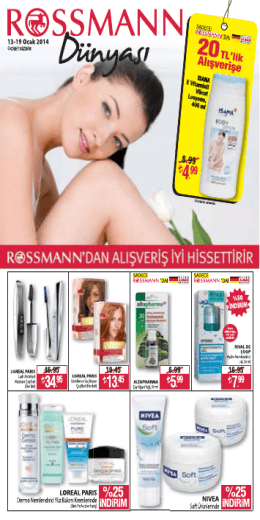 Untitled - Rossmann