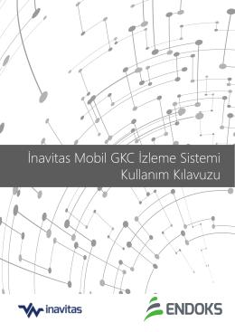 İnavitas Mobil GKC İzleme Sistemi Kullanım Kılavuzu