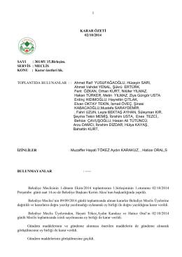 02.10.2014 karar özeti