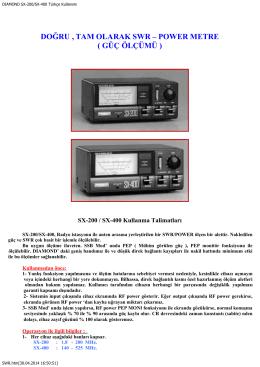 dıamond sx-200 sx