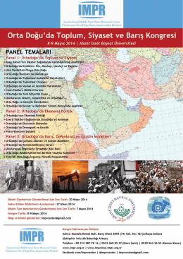 kongre programı [pdf]
