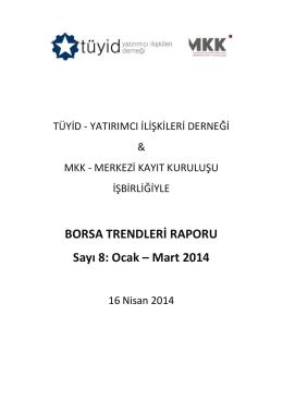 BORSATRENDLERİRAPORU-VIIIMart-2014