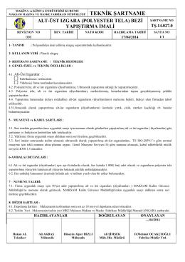 (POLYESTER TELA) BEZİ YAPIŞTIRMA İMALİ_03062014