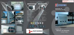 Nopea broşür 33x70