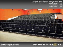 AVŞAR Sinemaları, Konya Real AVM