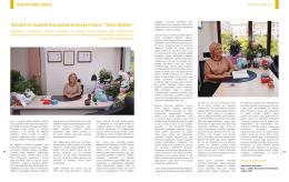 Aralık 2013, Kolejliler Dergisi - Dr. Çiğdem Kudiaki / Klinik Psikolog