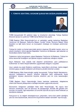 meclisi - İzmir Ticaret Odası