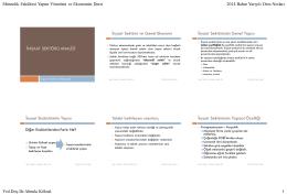 Ders2-Insaat Sektoru Analizi 2014