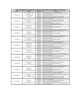 Öğrenci danışmanlıkları ve 2013-2014 eğitim öğretim yılı bahar