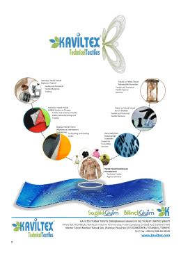 dynamıc sports fabrıcs-kaviltex ® kaviltex - KavilteX