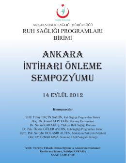 sempozyum afiş A3