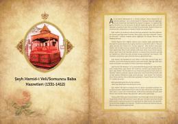 Şeyh Hamid-i Veli/Somuncu Baba Hazretleri (1331