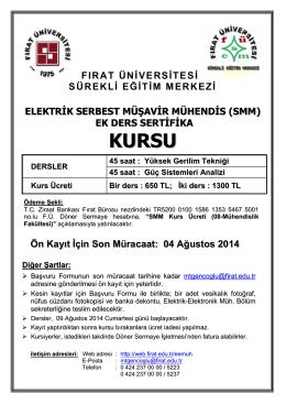 indir - Fırat Üniversitesi