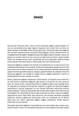 sunuş - Lütfi Sunar