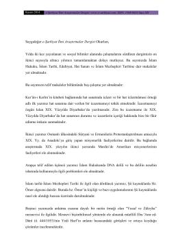 Prof. Dr. Metin BOZAN - e