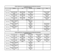 3.SINIF İkinci Öğretim İKTİSAT BÖLÜMÜ 2014