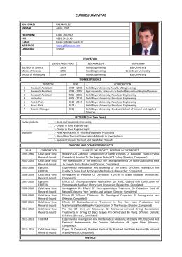 Assoc.Prof.Dr.Hasan YILDIZ - Celal Bayar Üniversitesi