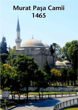 Murat Paşa Camii - Hasan Veysel Güleryüz