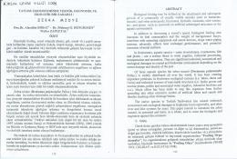 zebra mıdye - Akademik Personel Bilgi Bankası