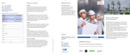 İletişim KROHNE Academy Proses ve Otomasyon Kontrol Etkinlikleri