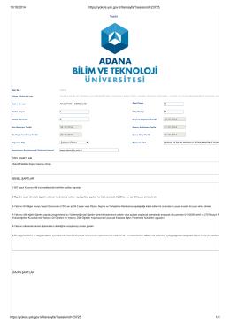 10/10/2014 https://yoksis.yok.gov.tr/ilansayfa/?sessionid=23725